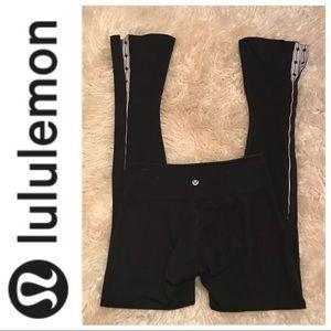 Lululemon reversible legging pants
